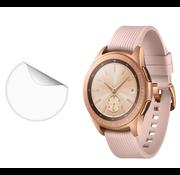Strap-it® Samsung Galaxy watch plastic screen protector (42mm)