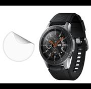 Strap-it® Samsung Galaxy watch plastic screen protector (46mm)