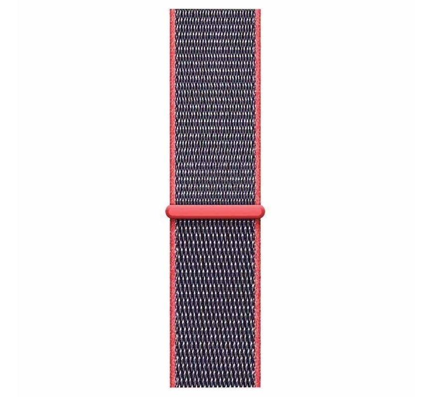 Strap-it® Garmin Venu 2s nylon band - 40mm - bright powder