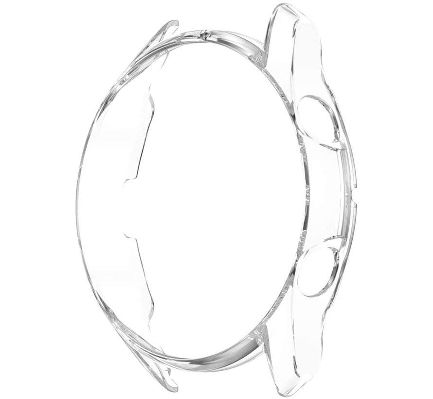 Strap-it® Samsung Galaxy Watch 3 TPU beschermhoes 45mm (transparant)