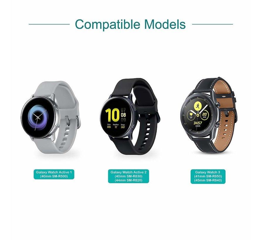 Strap-it® Samsung Galaxy Watch 3 oplader (41mm & 45mm)