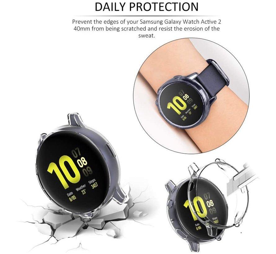 Strap-it® Samsung Galaxy Watch Active 2 (44mm) TPU beschermhoes