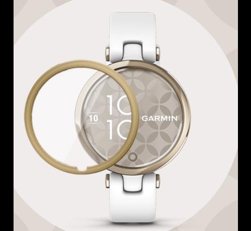 Strap-it® Strap-it® Garmin Lily full cover screenprotector (goud)