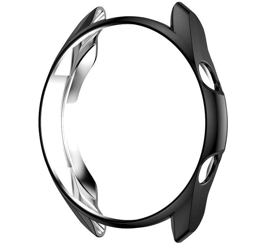 Strap-it® Garmin Venu TPU beschermhoes (zwart)
