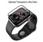 Strap-it® Apple Watch glazen Screenprotector - 42mm