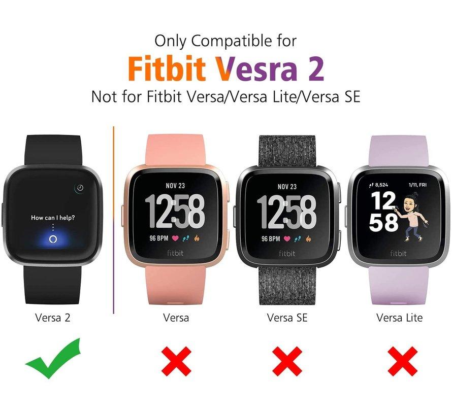 Strap-it® Fitbit Versa 2 screen protector