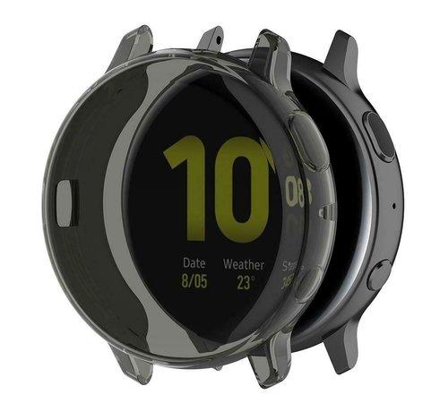 Strap-it® Strap-it® Samsung Galaxy Watch Active 2 (44mm) TPU beschermhoes (zwart)