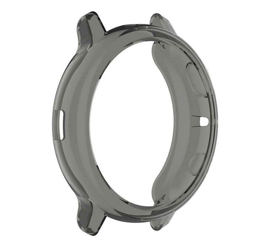 Strap-it® Samsung Galaxy Watch Active 2 (40mm) TPU beschermhoes (zwart)