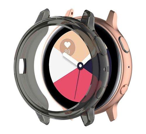 Strap-it® Strap-it® Samsung Galaxy Watch Active 2 (40mm) TPU beschermhoes (zwart)