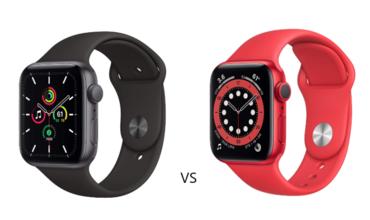 Apple Watch SE Vs Apple Watch 6