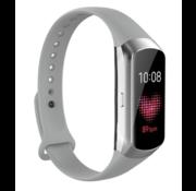 Strap-it® Samsung Galaxy Fit siliconen bandje (grijs)