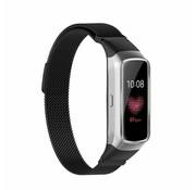 Strap-it® Samsung Galaxy Fit Milanese band (zwart)