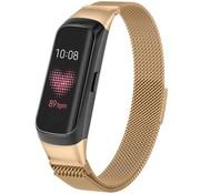 Strap-it® Samsung Galaxy Fit Milanese band (rosé goud)