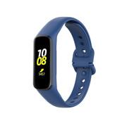 Strap-it® Samsung Galaxy Fit 2 siliconen bandje (donkerblauw)