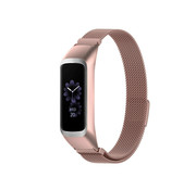 Strap-it® Samsung Galaxy Fit 2 Milanese band (rosé pink)