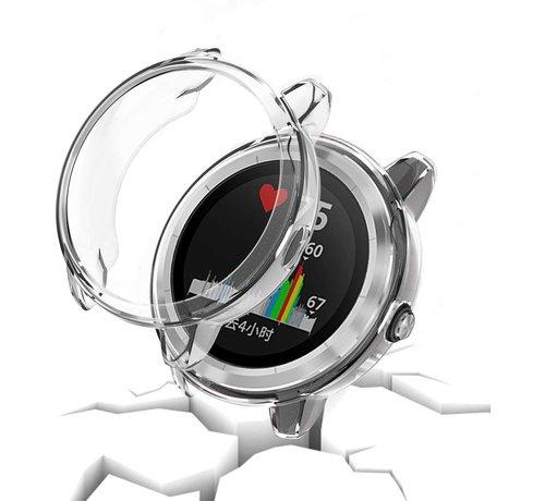 Strap-it® Strap-it® Garmin Vivoactive 3 TPU beschermhoes (transparant)