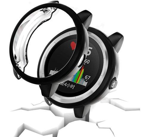 Strap-it® Strap-it® Garmin Vivoactive 3 TPU beschermhoes (zwart)