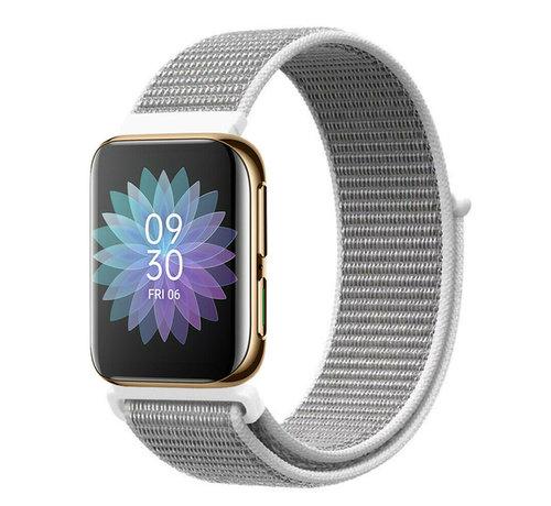 Strap-it® Strap-it® Oppo Watch nylon band (zeeschelp)