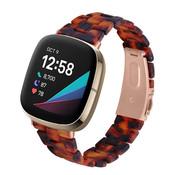 Strap-it® Fitbit Versa 3 resin band (lava)