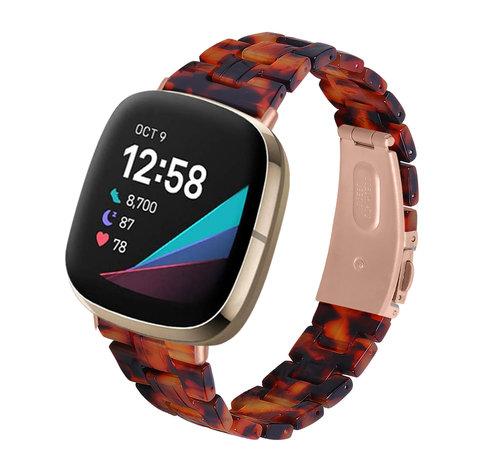Strap-it® Strap-it® Fitbit Versa 3 resin band (lava)