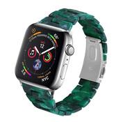 Strap-it® Apple Watch resin band (groen)