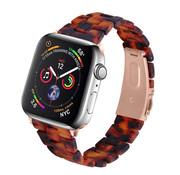 Strap-it® Apple Watch resin band (lava)