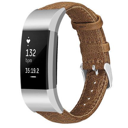 Fitbit Charge 2 leren bandjes