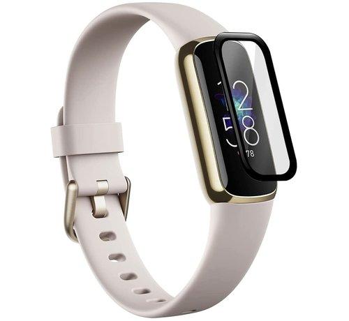 Strap-it® Strap-it® Fitbit Luxe screenprotector (plastic folie)