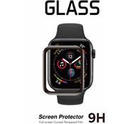 Strap-it® Apple Watch glazen Screenprotector - 40mm