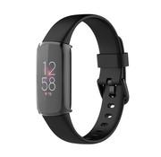 Strap-it® Fitbit Luxe TPU beschermhoes (transparant)