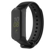 Strap-it® Samsung Galaxy Fit e TPU beschermhoes (zwart)