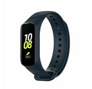 Strap-it® Samsung Galaxy Fit e siliconen bandje (donkerblauw)