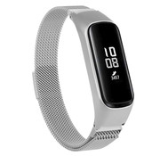 Strap-it® Samsung Galaxy Fit e Milanese band (zilver)