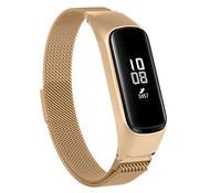 Strap-it® Samsung Galaxy Fit e Milanese band (rosé goud)