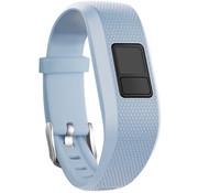 Strap-it® Garmin Vivofit Junior 1 / Junior 2 siliconen bandje (lichtblauw)