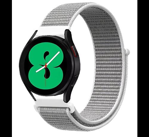 Strap-it® Strap-it® Samsung Galaxy Watch 4 - 40mm nylon band (zeeschelp)