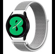 Strap-it® Samsung Galaxy Watch 4 - 44mm nylon band (zeeschelp)