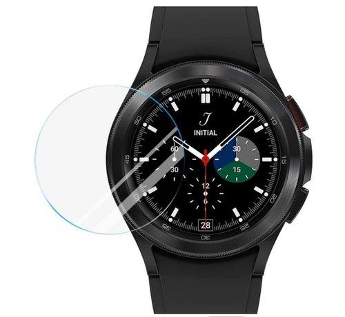 Strap-it® Strap-it® Samsung Galaxy Watch 4 Classic 42mm screenprotector (glas)