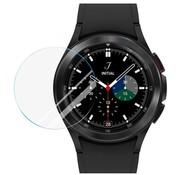 Strap-it® Samsung Galaxy Watch 4 Classic 46mm screenprotector (glas)