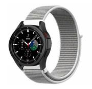 Strap-it® Samsung Galaxy Watch 4 Classic nylon band (zeeschelp)