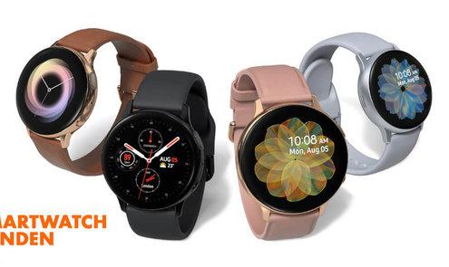 Samsung Galaxy Watch Active vs Active 2