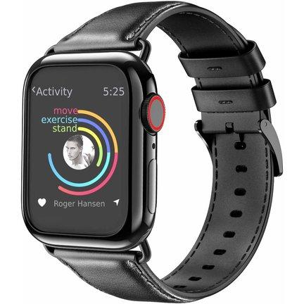 Apple Watch 7 leren bandjes