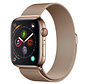 Strap-it® Apple Watch milanese  band (rosé goud)
