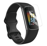 Strap-it® Fitbit Charge 5 screenprotector (plastic folie)