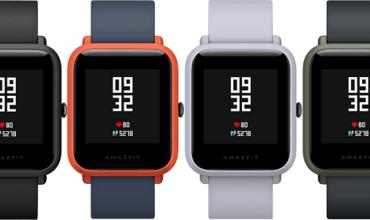 De best betaalbare smartwatch: Xiaomi Amazfit BIP