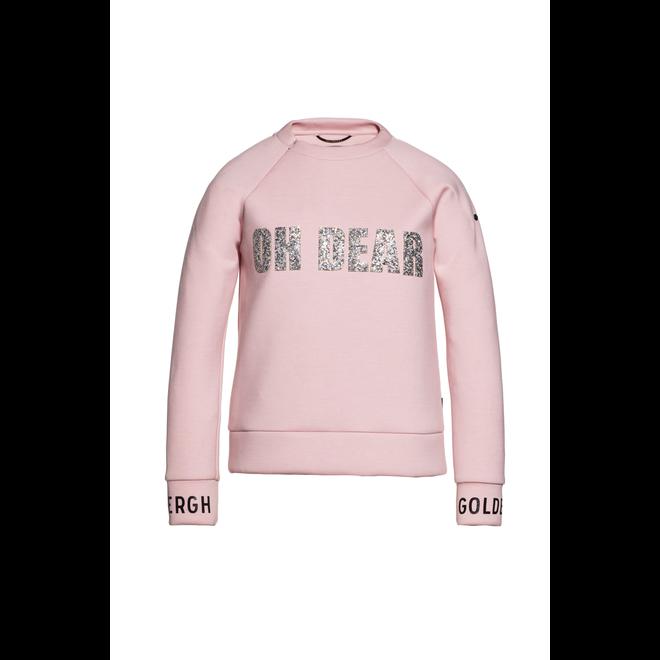 Goldbergh Oh Dear Sweater Roze