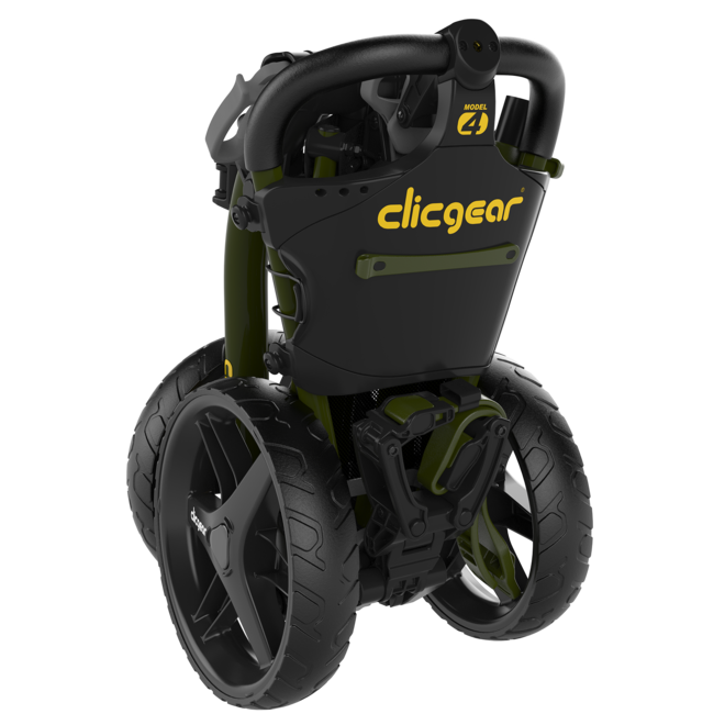 Clicgear 4.0 Golftrolley Leger Groen