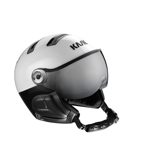 Kask Helm Classic Sport + visor Wit