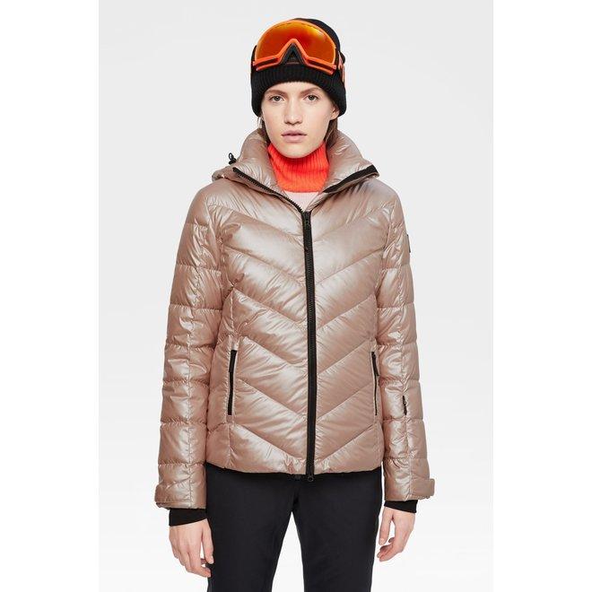 Fire + Ice Sassy2-D Dames Wintersport Jas Roze
