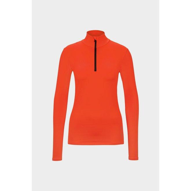 Fire + Ice Margo2 Dames Ski Pully Oranje